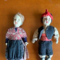 Boneca espanhola clássica: MUÑECOS ANTIGUOS PAMPLONICOS. Lote 211418792