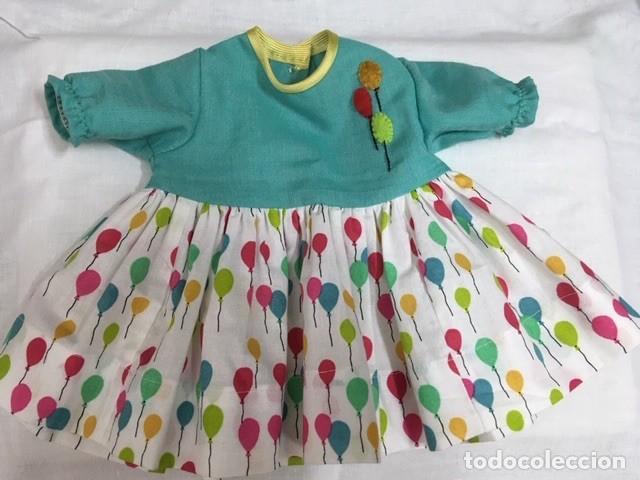 VESTIDO PARA MUÑECA CLÁSICA (Juguetes - Reproducciones Vestidos y Accesorios Muñeca Española Clásica)
