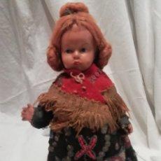 Muñeca española clasica: MUÑECA CELULOIDE. Lote 211981270