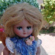 Muñeca española clasica: PRECIOSA MUÑECA LINDA PIRULA OJOS FLIRTY. Lote 212501442