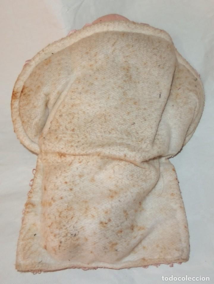 Muñeca española clasica: MUÑECO CON SAQUITO,AÑOS 40 Ó 50 - Foto 3 - 212667425