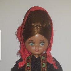 Muñeca española clasica: LINDA PIRULA REGIONAL. Lote 213571685