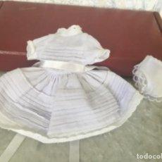 Muñeca española clasica: MUÑECA MARIQUITA PEREZ 19 CM PRECIOSO VESTIDO. Lote 213615281