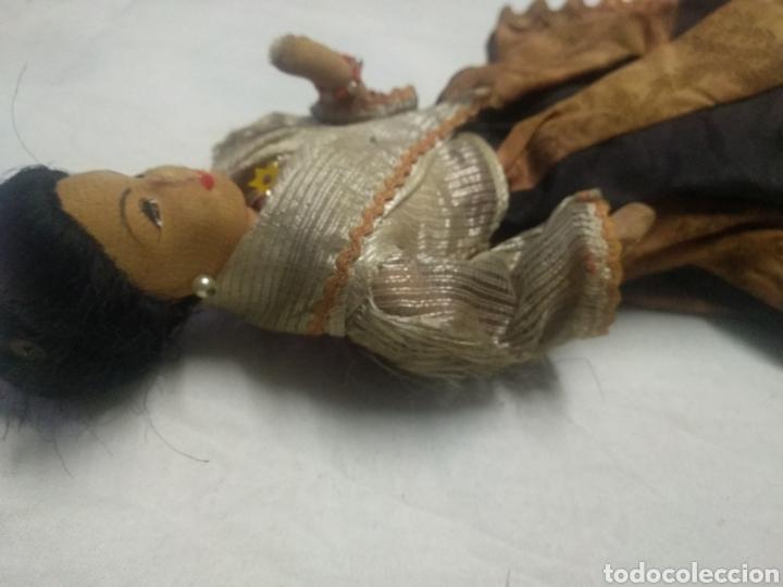 Muñeca española clasica: ANTIGUA MUÑECA MANIQUI SIGLO XIX PRINCIPIOS SIGLO XX - Foto 9 - 214277805