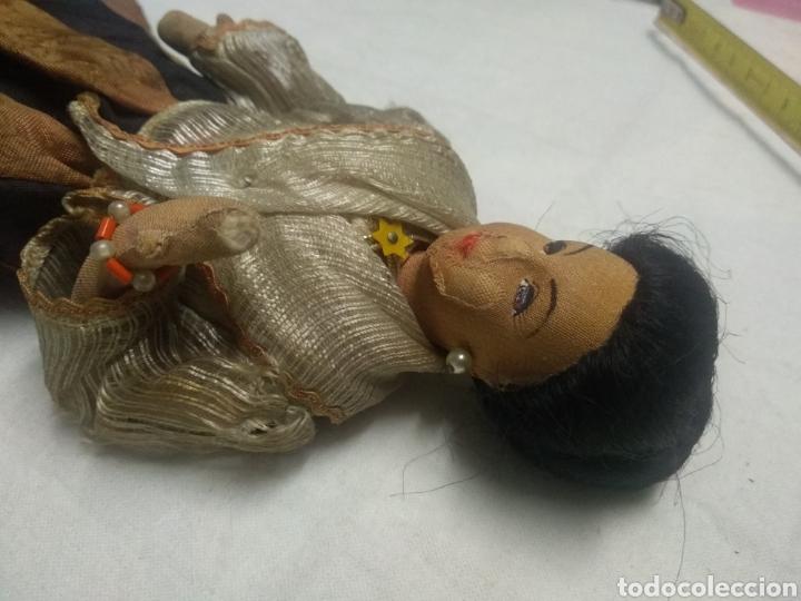 Muñeca española clasica: ANTIGUA MUÑECA MANIQUI SIGLO XIX PRINCIPIOS SIGLO XX - Foto 11 - 214277805