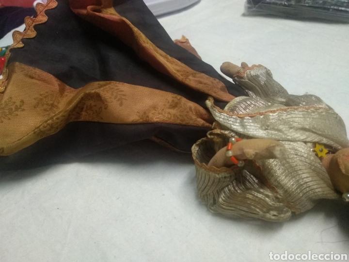 Muñeca española clasica: ANTIGUA MUÑECA MANIQUI SIGLO XIX PRINCIPIOS SIGLO XX - Foto 12 - 214277805