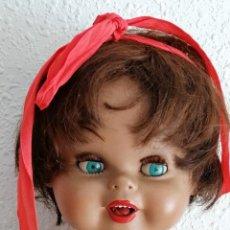 Muñeca española clasica: MUÑECA GUENDOLINA AÑOS 50 CREADA POR FAMOSA ANTES DE NANCY. Lote 214321472