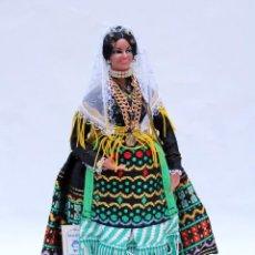 Muñeca española clasica: MUÑECA MARÍN CHICLANA TRAJE SALMANTINA Nº 518. Lote 214733366