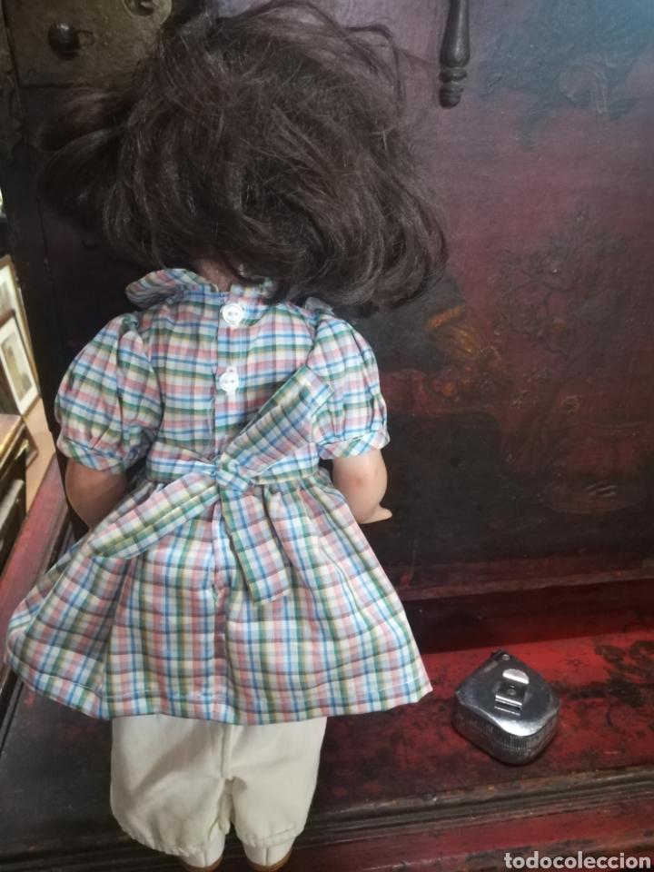 Muñeca española clasica: Bonita muñeca de seluloide - Foto 3 - 214748976