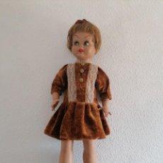 Muñeca española clasica: MUÑECA GUENDOLINA. PRIMERA ÈPOCA CREADA POR FAMOSA ANTES DE NANCY. Lote 214966928