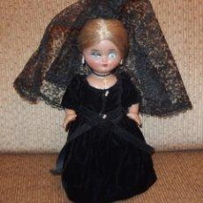 Muñeca española clasica: LINDA PIRULA CLAVARIESA,MUÑECAS DE ALBA. Lote 215363936