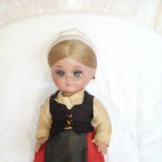 Muñeca española clasica: PRECIOSA MUÑECA LINDA PIRULA ORIGINAL DE LA ÉPOCA. Lote 215911585