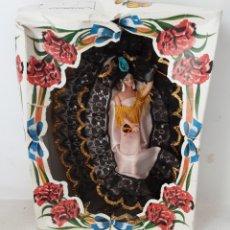 Muñeca española clasica: ANTIGUA MUÑECA BAILADORA HERMANOS DIEZ, EN SU CAJA ORIGINAL. Lote 216510073