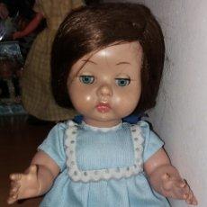 Boneca espanhola clássica: MUÑECA ANGELA ANGELITA DE INDUSTRIAS LEB AÑOS 50. Lote 217355850