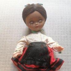 Muñeca española clasica: MUÑECA LINDA PIRULA CON TRAJE REGIONAL (045. Lote 217713521