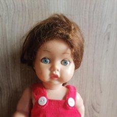 Boneca espanhola clássica: BONITA MUÑECA CON PICHI ROJO (048). Lote 217714828