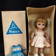 Boneca espanhola clássica: PRECIOSA MUÑECA LINDA PIRULA, CON CAJA ORIGINAL + VESTIDO EXTRA.. Lote 217739188