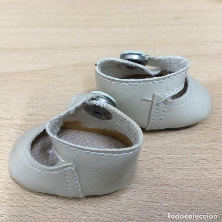 Muñeca española clasica: Zapatos para muñeca - Foto 2 - 219507277