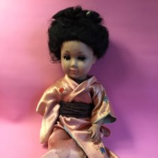 Muñeca española clasica: LINDA GEISHA MUÑECAS ALBA. Lote 221714022