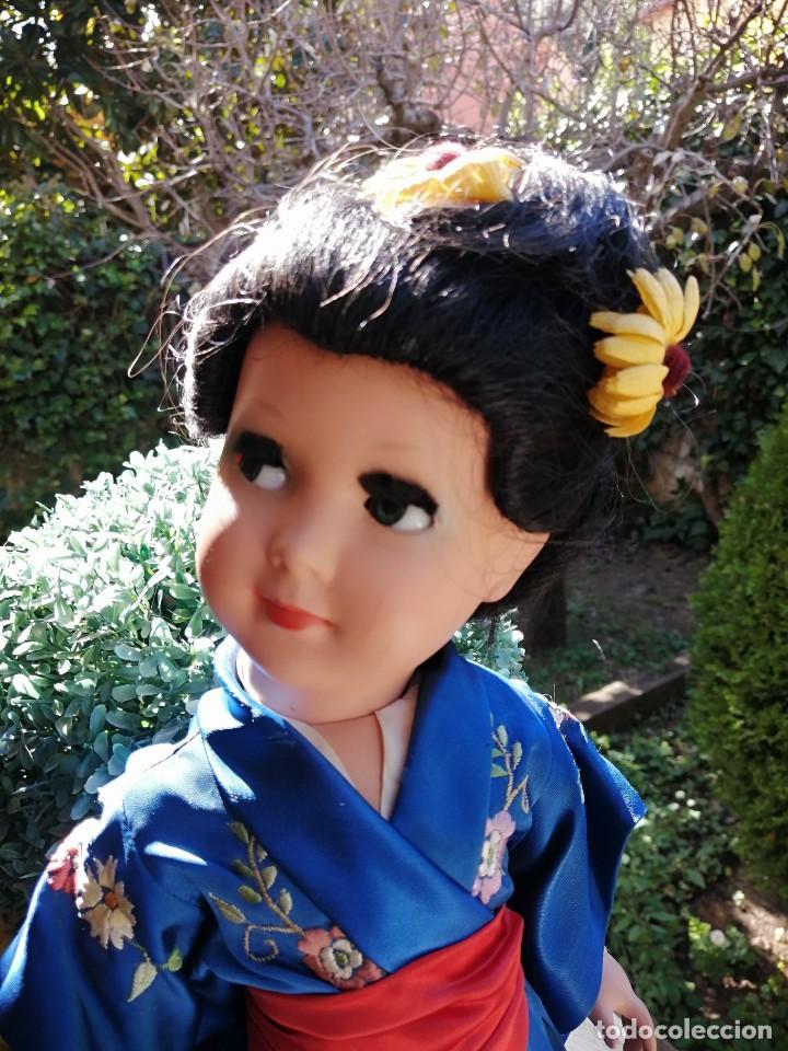 Muñeca española clasica: Muñeca Linda Geisha de industrias Alba con etiqueta - Foto 11 - 222317876