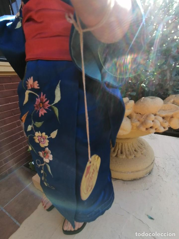 Muñeca española clasica: Muñeca Linda Geisha de industrias Alba con etiqueta - Foto 13 - 222317876