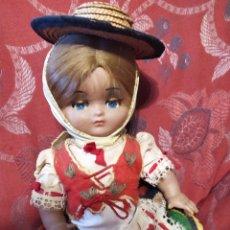 Muñeca española clasica: LINDA PIRULA ORIGINAL ALBA REGIONAL. Lote 222854940