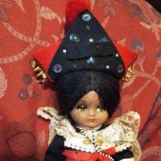 Muñeca española clasica: LINDA PIRULA ORIGINAL ALBA REGIONAL. Lote 222855188