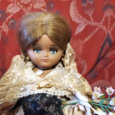 Muñeca española clasica: LINDA PIRULA ORIGINAL ALBA REGIONAL. Lote 222855432