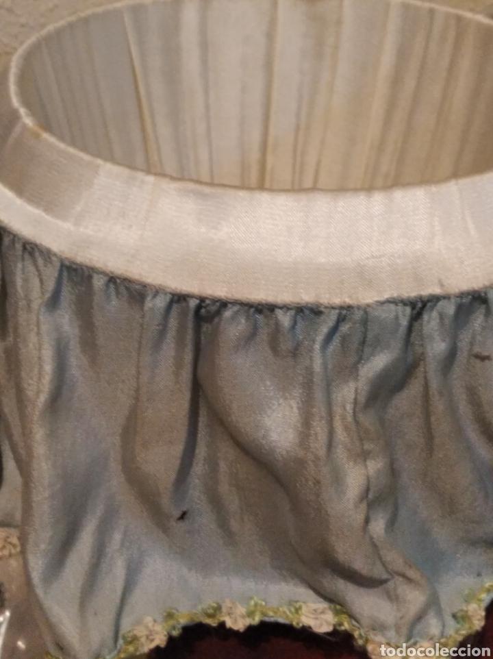 Muñeca española clasica: Antiguo costurero o joyero con muñeca de salón o boudoir - Foto 7 - 223726205