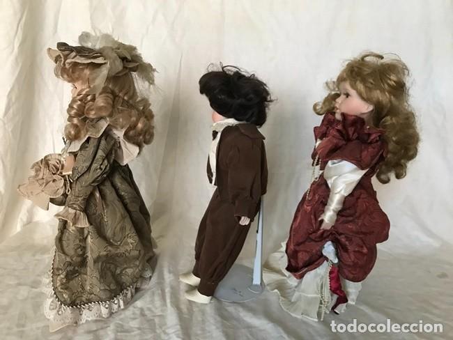 Muñeca española clasica: LOTE TRES MUÑECAS CLASICAS - Foto 3 - 224309616