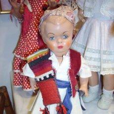 Muñeca española clasica: ARTURITO, MUÑECO ESPAÑOL, AÑOS 40,. Lote 225289456