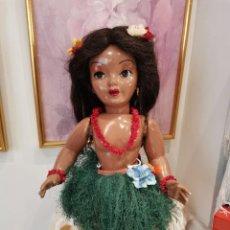 Muñeca española clasica: PRECIOSA MUÑECA ESPAÑOLA TA-NAY, AÑOS 40, COMPOSICIÓN. Lote 225577150