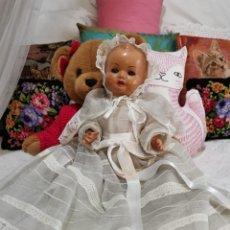 Muñeca española clasica: PRECIOSO MUÑECO ESPAÑOL MANOLITO, HERMANO DE CAYETANA, AÑOS 40. Lote 226068345