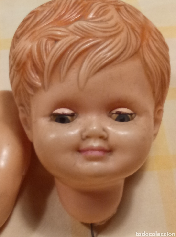 Muñeca española clasica: Lote dos muñecos años 50 / 60 para restaurar - Foto 2 - 226666040