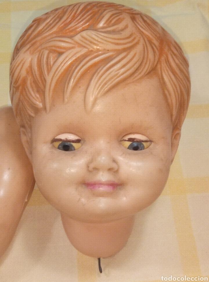 Muñeca española clasica: Lote dos muñecos años 50 / 60 para restaurar - Foto 4 - 226666040