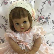 Muñeca española clasica: BONITA MUÑECA ESPAÑOLA MILITINA DE FLORIDO 1940-1950.. Lote 234894030