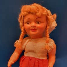 Muñeca española clasica: MIÑECA ANTIGUA. Lote 236024605