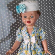 Muñeca española clasica: ANTIGUA MUÑECA Y MUY BONITA. MARISOL, DE FRANCISCO ROQUE BERENGUER.. Lote 236381870