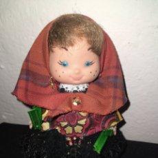 Muñeca española clasica: VINTAGE MUÑECA, 18 CM. Lote 237154090