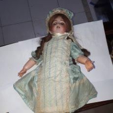 Muñeca española clasica: MUÑECA FRANCESA S.XIX. Lote 237161860