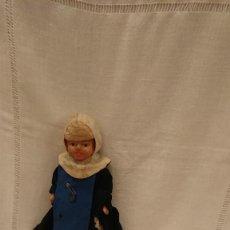 Muñeca española clasica: ANTIGUA MONJA CARTÓN PIEDRA. Lote 239362175