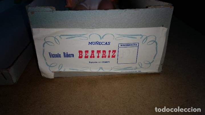 Muñeca española clasica: antigua Muñeca beatriz durmiente en su caja y sin uso - Foto 2 - 240109735