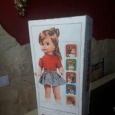 Muñeca española clasica: TRESSY CAJA VACIA. Lote 240162150