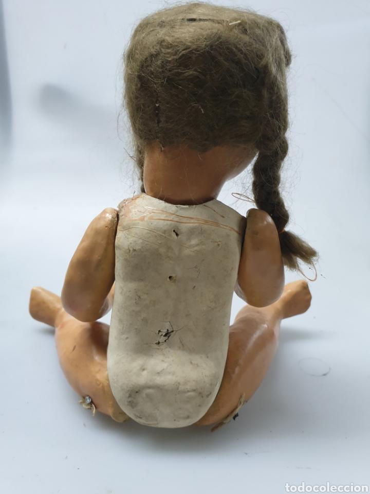 Muñeca española clasica: Muñeca de cartón piedra - Foto 4 - 240626645