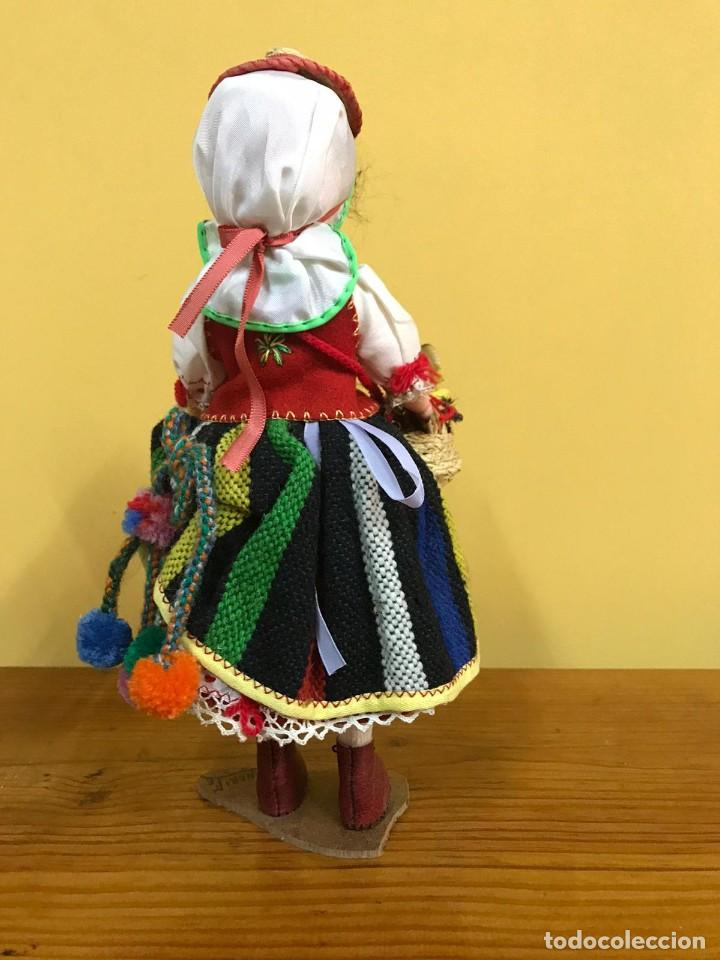 Muñeca española clasica: BONITA PAREJA MUÑECOS TENERIFE AÑOS 50 - Foto 8 - 240926820