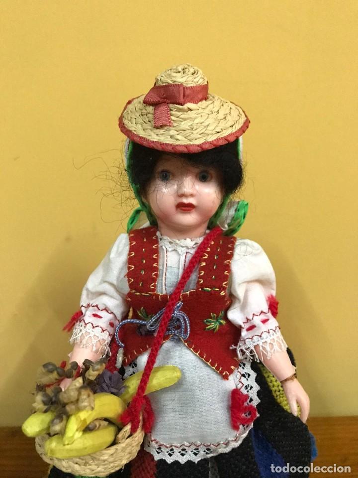 Muñeca española clasica: BONITA PAREJA MUÑECOS TENERIFE AÑOS 50 - Foto 14 - 240926820