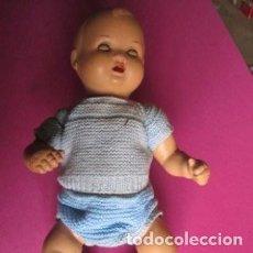 Muñeca española clasica: MUÑECO NANIN DE DIANA ANTIGUO AÑOS 40 C12. Lote 242144515