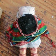 Muñeca española clasica: MUÑECA SIN CABEZA CARTON PÌEDRA. Lote 243327225