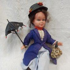 Muñeca española clasica: MARY POPPINS. COMPLETA. C13. Lote 244009170