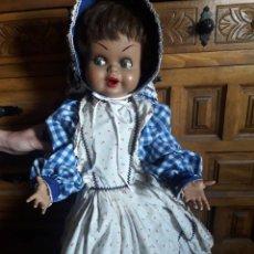 Muñeca española clasica: ANTIGUA MUÑECA DE CELULOIDE GUENDOLINA. Lote 244830040